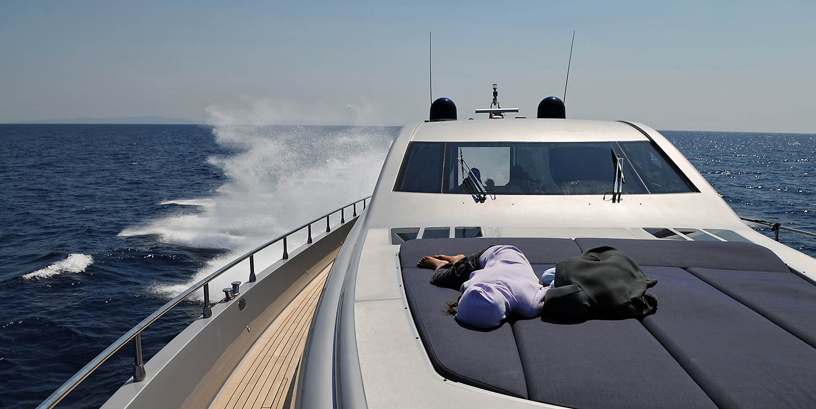 Full Day Tour to Ios with Luxury Yacht